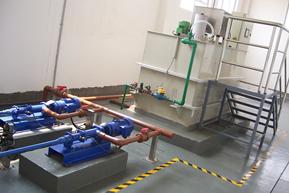 第二污水处理厂